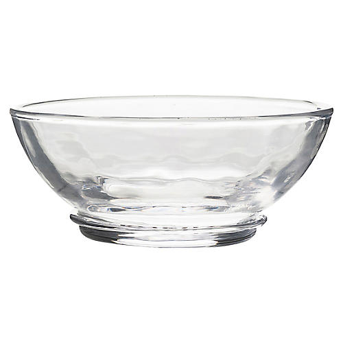 Carine Ice Cream Bowl, Clear
