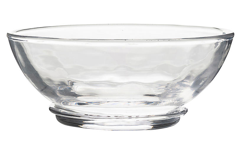 Carine Ice Cream Bowl, Clear