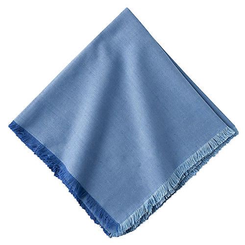 Essex Napkin, Chambray