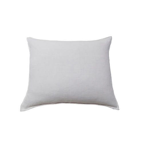 Montauk 28x36 Pillow, White