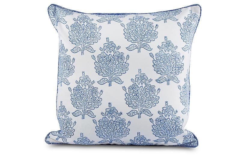 Maje 20x20 Pillow, Navy