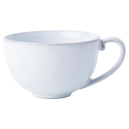Quotidien Teacup, White Truffle