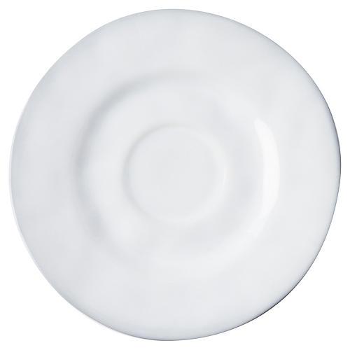 Quotidien Saucer, White Truffle