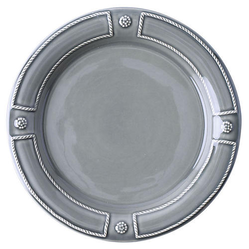 Berry & Thread Salad Plate, Gray