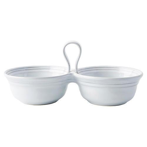 Bilbao Serving Bowls, White