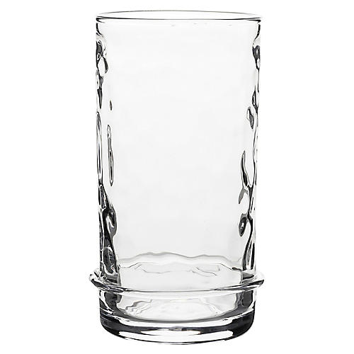 Carine Highball Glass, Clear