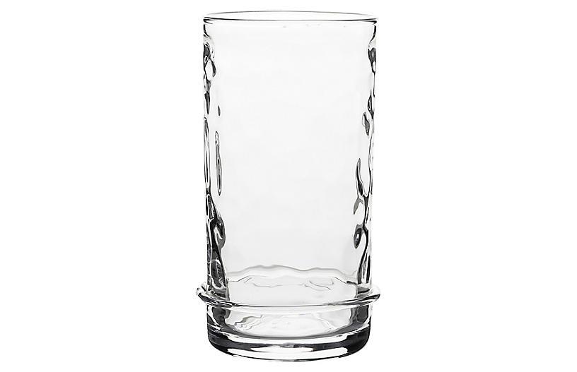 Carine Highball Glass, Clear