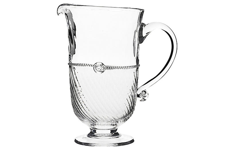Graham Large Pitcher, Clear