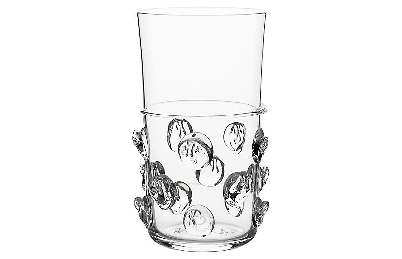Florence Highball Glass, Clear