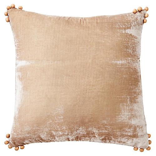 Omni 24x24 Pillow, Blush