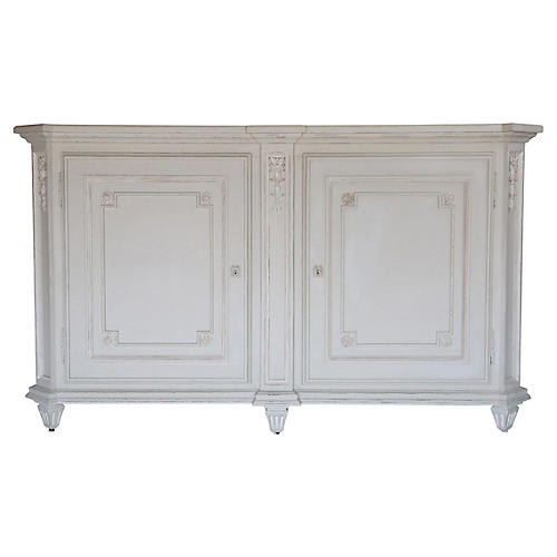 Aria Sideboard, Gray