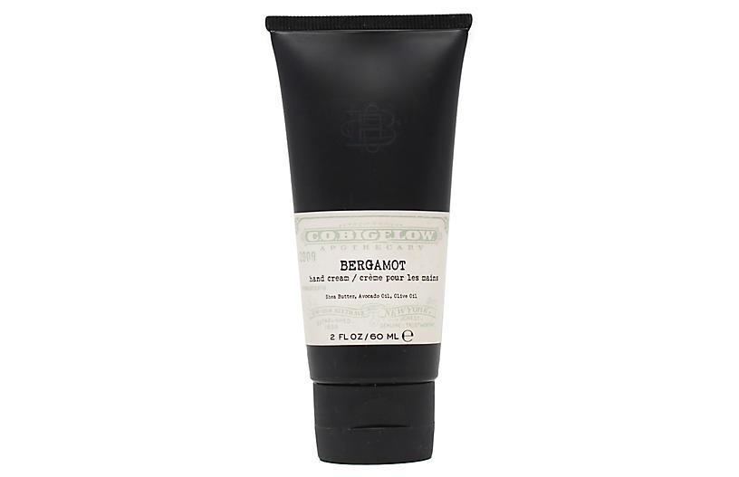 Hand Cream, Bergamot