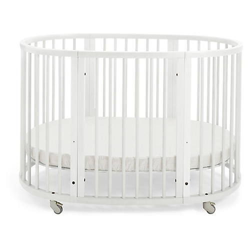 Sleepi Crib, White