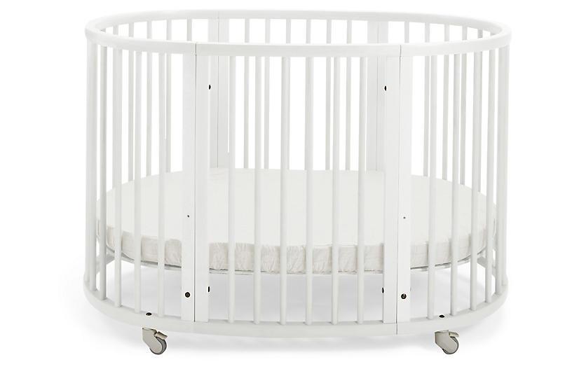 Sleepi Crib, White