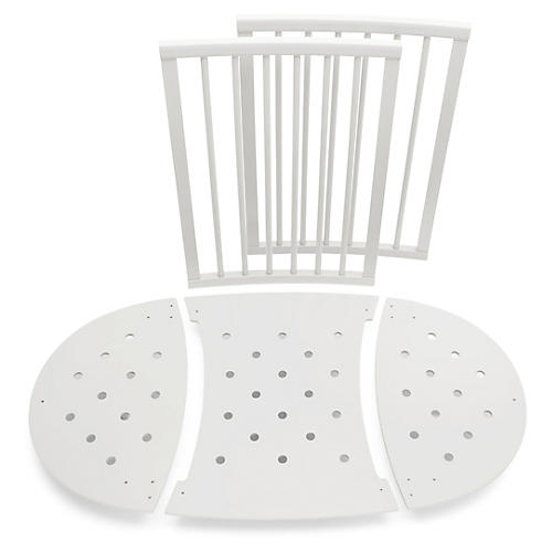 Sleepi Junior Extension Kit, White