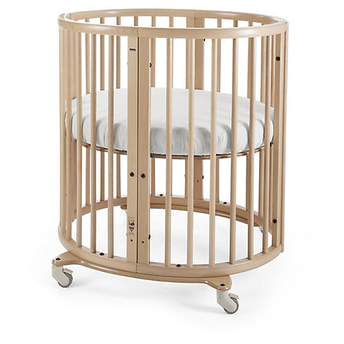 Sleepi Mini Crib, Natural