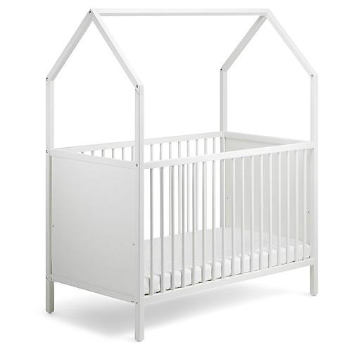 Home Crib, White