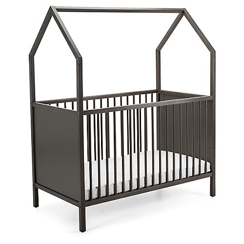 Home Crib, Hazy Gray