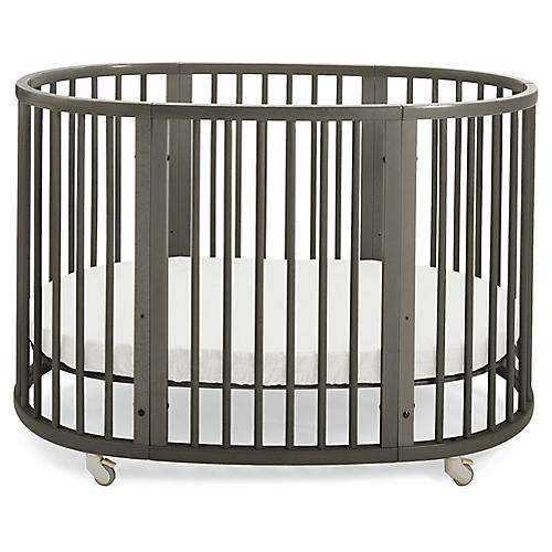 Sleepi Crib, Hazy Gray