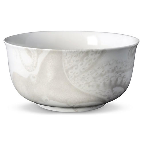 Lucy Serving Bowl, Mist
