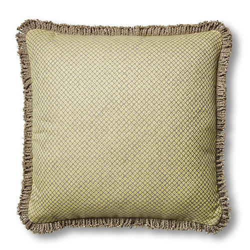 Mila 20x20 Pillow, Citrus