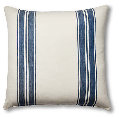 Brentwood 24x24 Pillow, Cobalt