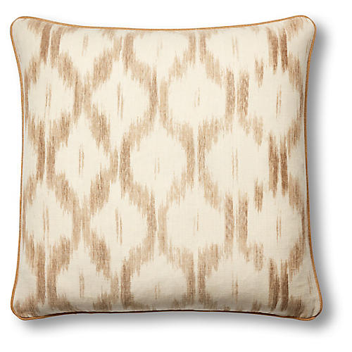 Santa Monica 19x19 Pillow, Natural