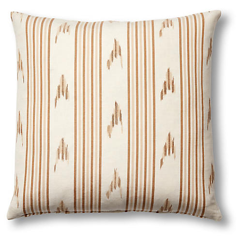 Santa Barbara 19x19 Pillow, Natural