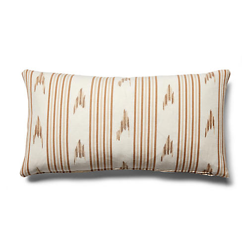 Santa Barbara 12x23 Lumbar Pillow, Natural