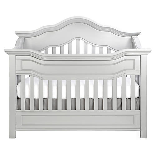 Marlow Crib, Moon Gray