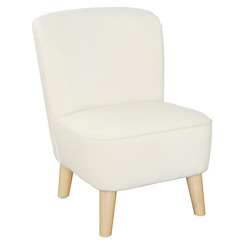 June Kids' Chair, Almond