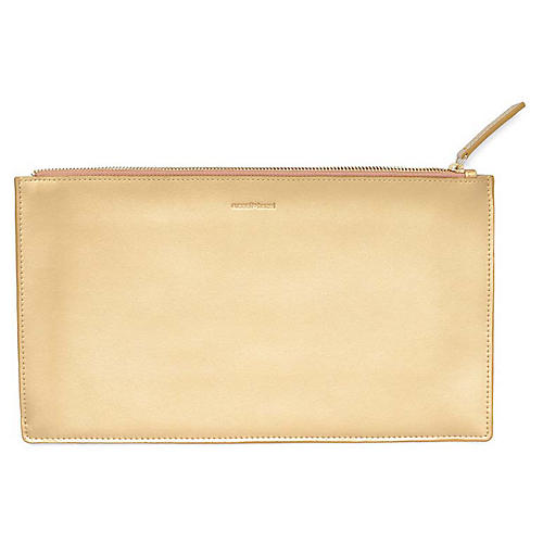 Day to Night Clutch, Gold