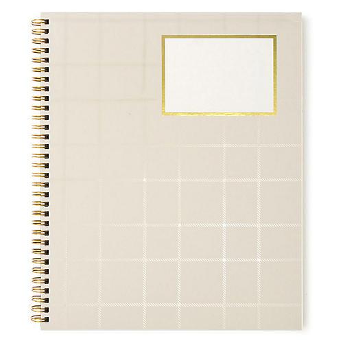 Single Subject Notebook, Bone