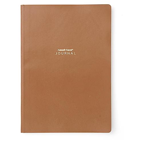 A5 Journal, Tan