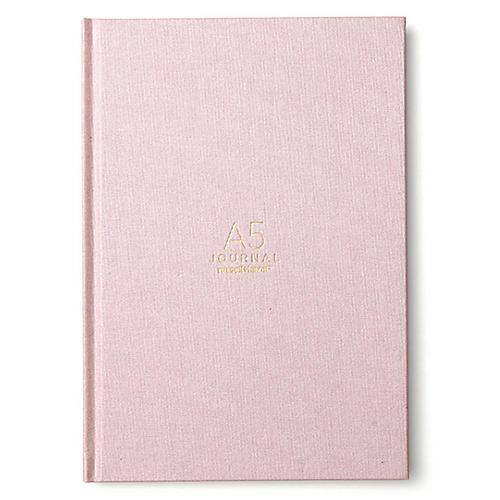 A5 Journal, Peony