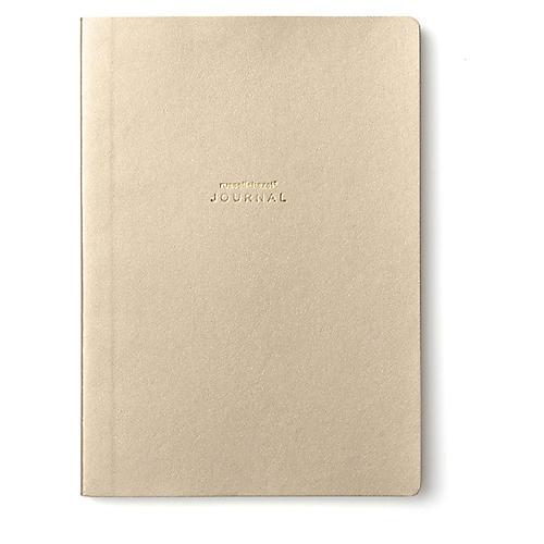 A5 Journal, Gold