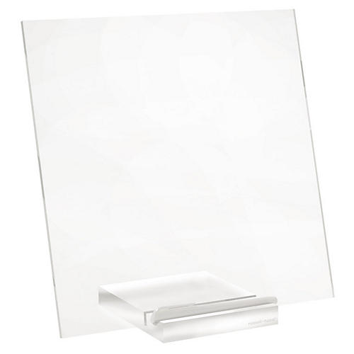 Acrylic Memo Tablet, Clear