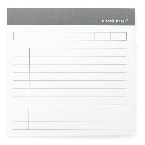 Memo Adhesive Notes