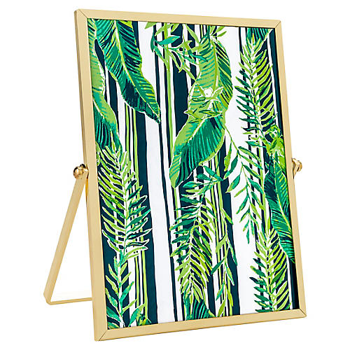 Vine Life Picture Frame, Gold