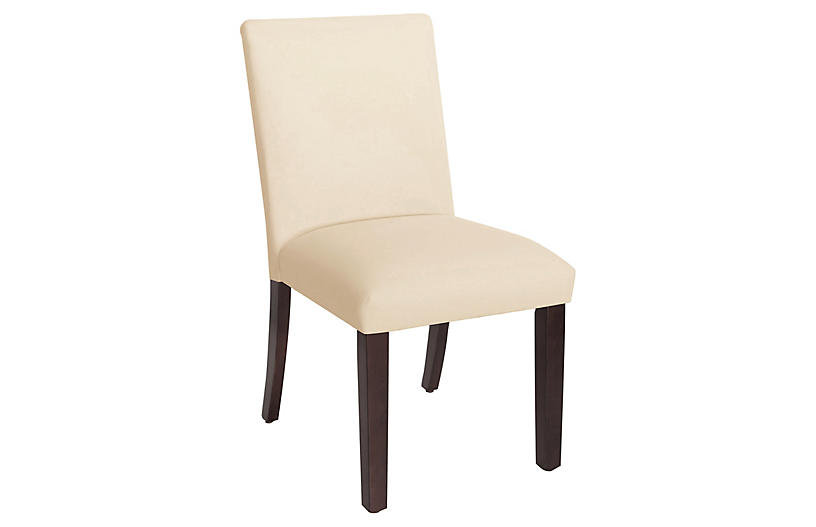 Shannon Side Chair, Natural