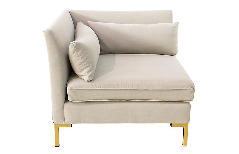 Marceau Corner Chair