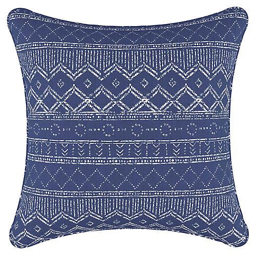 Landen Pillow, Kuba Cobalt
