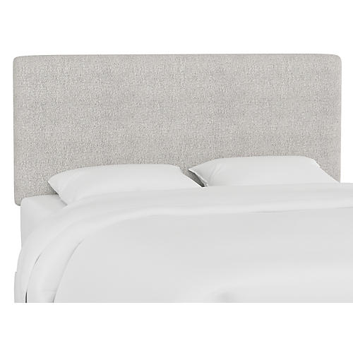 Novak Headboard, Platinum Gray