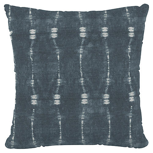 Marissa 20x20 Pillow, Indigo