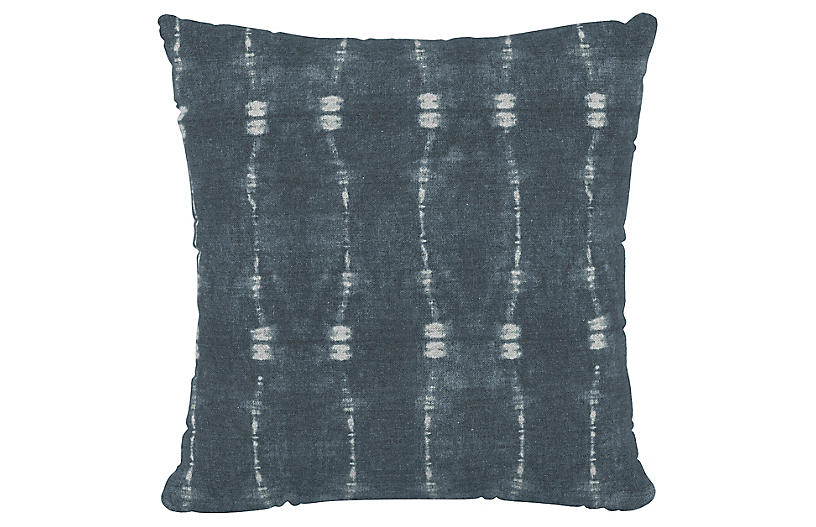 Marissa 20x20 Pillow, Indigo