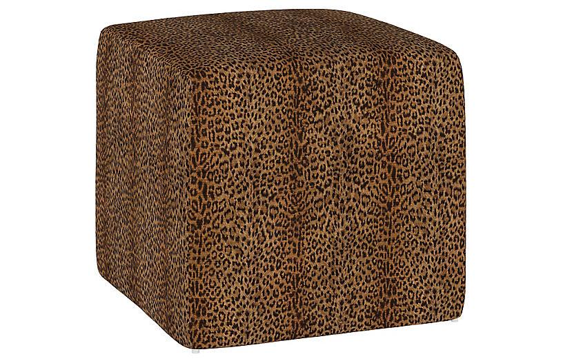 Baker Ottoman, Cheetah
