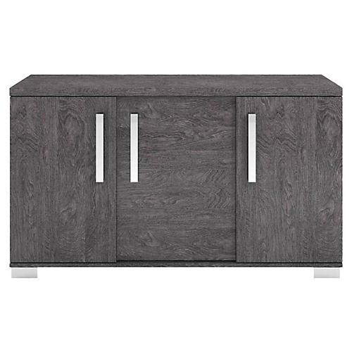 Tindall Sideboard, Gray Birch