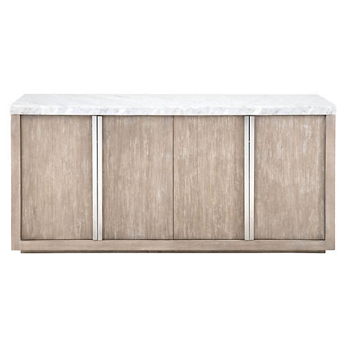 Largesse Sideboard, White