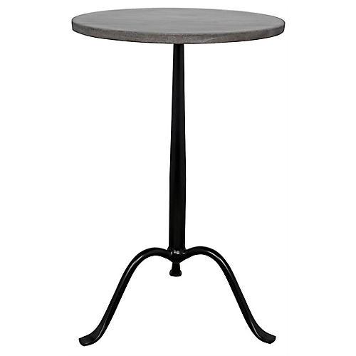 Cosmopolitan Side Table, Gray