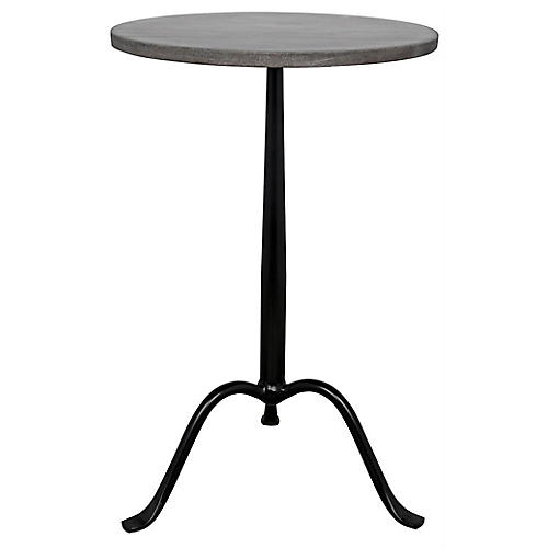 Cosmopolitan Side Table, Gray
